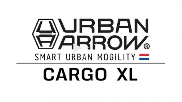 TringTring and Urban Arrow cargo XL | advantage # 5 | park in front of your pickup point