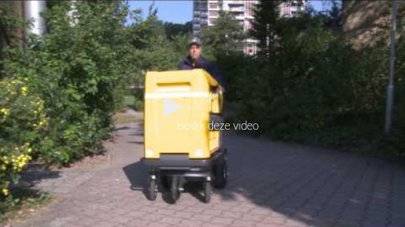 KYBURZ - eTrolley 7+1